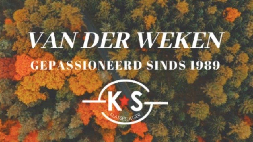 Cover - Klasseslager Van der Weken